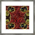 Ornamentals Framed Print by Janet Russell
