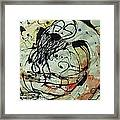 Pain Erupts Everywhere Original Framed Print by Mark M  Mellon