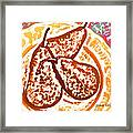Pears Framed Print by James Temple