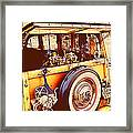 Phil's Fabulous 41 Framed Print by Ron Regalado