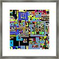 precious is man for he is created in the Divine Image 5 Framed Print by David Baruch Wolk