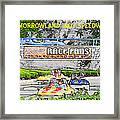 Racing Dreams Framed Print by David Lee Thompson
