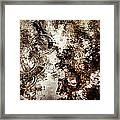 Rain Dance Framed Print by Jeff Klingler