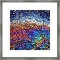 Rainbow Bridge Framed Print by Samuel Sheats