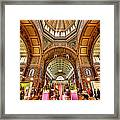 Royal Exhibition Building II Framed Print by Ray Warren