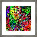 Salvador Dali 20130613 Framed Print by Wingsdomain Art and Photography