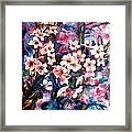 Spring Beauty Framed Print by Zaira Dzhaubaeva