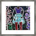 Springy Ram Framed Print by Amy Sorrell