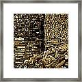 Stockpile  Framed Print by Chris Berry