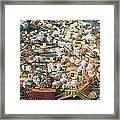 The Battle Of Lepanto, 7th October Framed Print by Everett