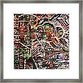 The Beheading Of Creative Impulse Part 2 Framed Print by Michael Kulick
