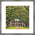 The Old South Framed Print by Steve Harrington