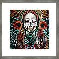The Singularity Framed Print by Michael Kulick