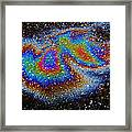 Thermal Flow Framed Print by Samuel Sheats