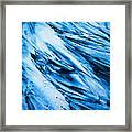 Tidal Art Framed Print by Sharon Lisa Clarke