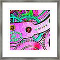 Time In Abstract 20130605p108 Long Framed Print by Wingsdomain Art and Photography