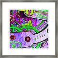 Time In Abstract 20130605p72 Framed Print by Wingsdomain Art and Photography