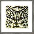 Union Station Skylight Framed Print by Karyn Robinson