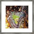 Wet And Wild Framed Print by Ron Regalado