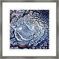 Wild Blue Yonder Framed Print by Joyce Dickens