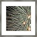 Works Of Fire IIi Framed Print by Ricky Barnard