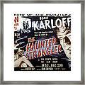 Grip Of The Strangler, Aka The Haunted Framed Print by Everett