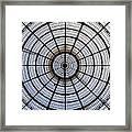 Milan Galleria Vittorio Emanuele II Framed Print by Joana Kruse
