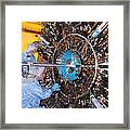 Atlas Detector, Cern Framed Print by David Parker