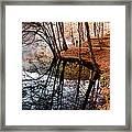 Autumn - 4 Framed Print by Okan YILMAZ