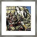 Berber Soldiers Framed Print by Chuck Kuhn