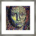 Capacity Of The Abstraction Classification And Categorization Framed Print by Paulo Zerbato