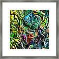 Cast Off Framed Print by Rufus Rafft