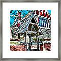 Christ Church Of St Michaels Framed Print by Stephen Younts