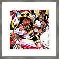 Cuenca Kids 49 Framed Print by Al Bourassa