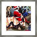 Cuenca Kids 52 Framed Print by Al Bourassa