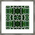Hosta Leaves Framed Print by  Onyonet  Photo Studios