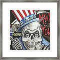 I Want You Framed Print by Rick Hill