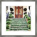 Magnolia Hall Savannah Georgia Framed Print by Kim Fearheiley