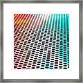 Metal Sheet Framed Print by Tom Gowanlock