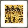 Native Amercian Medicine Framed Print by Science Source