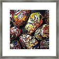Sharia Stones Framed Print by Jason Olds