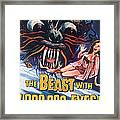 The Beast With A Million Eyes, 1955 Framed Print by Everett