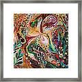 The Magic Circle... Available For Direct Purchase On Www.elenakotliarker.com Framed Print by Elena Kotliarker