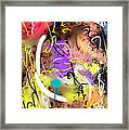 Trenchtown Framed Print by Snake Jagger