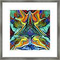 Wild Thing Framed Print by Stephen Anderson