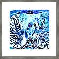 Heart And Lungs, 3d Ct Scan Framed Print by Pasieka