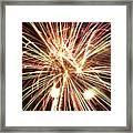 4th Of July Fireworks Framed Print by Joe Carini - Printscapes