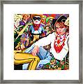 Amazing Stories Framed Print by Robert Anderson