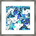 Flowers With A Difference Framed Print by TinaDeFortunata