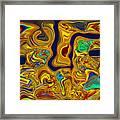 LSD Framed Print by Omaste Witkowski